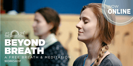 Beyond Breath Online - An Introduction to SKY Breath Meditation Troy tickets