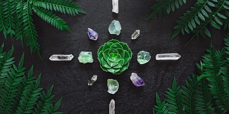 Meditating With Crystals- Free Webinar tickets