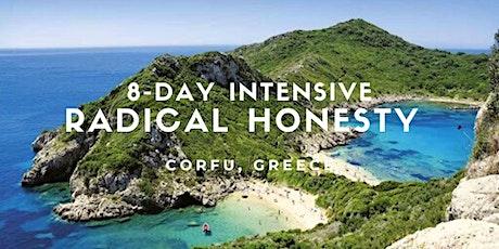 8-Day Radical Honesty Intensive Retreat | Corfu, Greece tickets