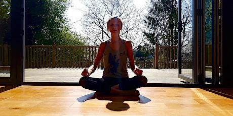 Holistic Wellness Session - Yoga, Pilates, mindfulness, meditation tickets