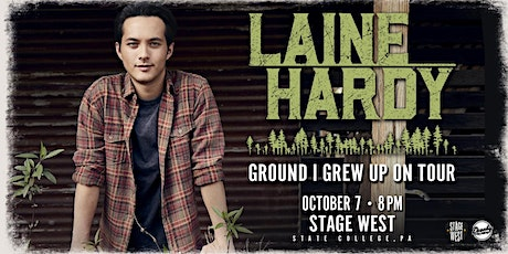 Laine Hardy – Ground I Grew Up On Tour tickets