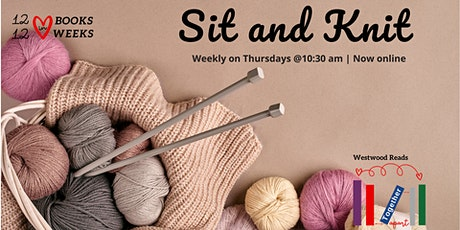 Sit and Knit Online tickets