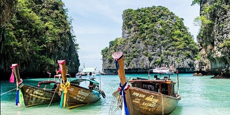 Thai-LAND, SEA & SUN Spring Getaway tickets