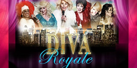 Diva Royale Drag Queen Show Orlando, Florida - Weekly Drag Queen Shows in Orlando, FL - Perfect for Bachelorette & Bachelor Parties tickets