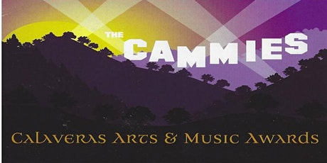 CAMMIES Calaveras Arts and Music Awards show 2020 tickets