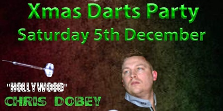 Xmas Darts Party 2020 tickets
