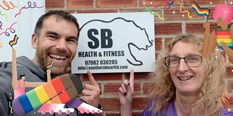 SB Health & Fitness Christmas Party 2020 tickets