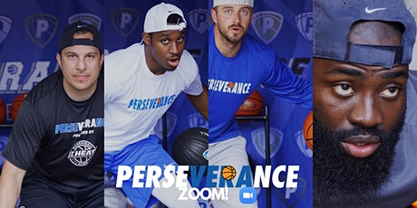 Perseverance Zoom 30 MIN. Workout tickets