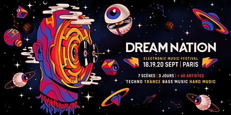 Dream Nation Festival 2020 billets