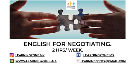 English for Negotiating tickets