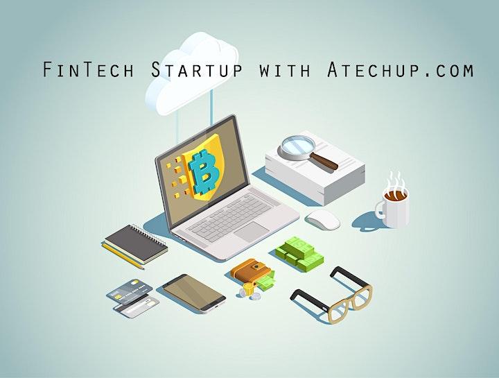 Develop a Successful FinTech Startup Business Hackathon Webinar image