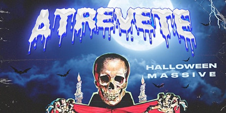 ATRÈVETE presents: Halloween Massive (Reggaeton & Hip Hop) 21+ tickets