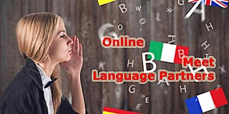 Meet Language Partners Online billets