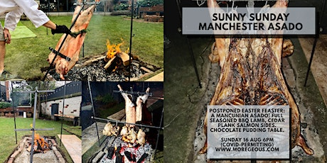 The (Postponed) Easter Feaster : Authentic Lamb Asado & Chocolate Table tickets