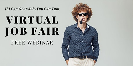 Virtual Job Webinar tickets