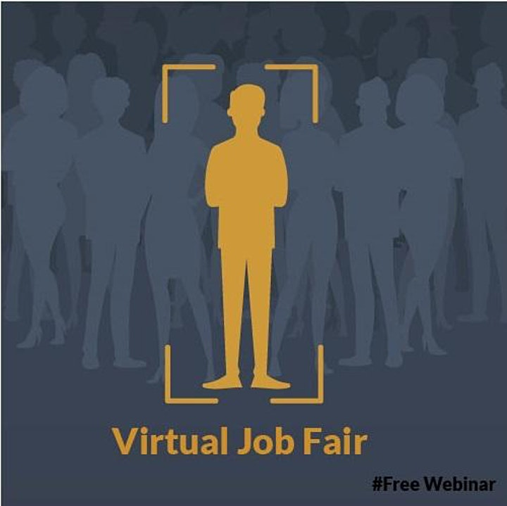 Virtual Job Webinar image