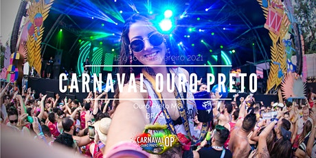 Carnaval Ouro Preto 2021 ingressos