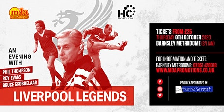 An evening with the Liverpool Legends ! - Barnsley tickets