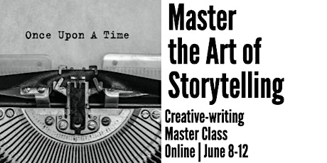 Master the Art of Storytelling online tickets
