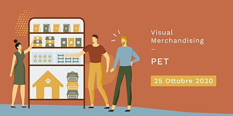 Visual Merchandising Operativo Negozi per Animali domestici - PET tickets