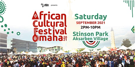African Cultural Festival Omaha (ACFO2021) tickets