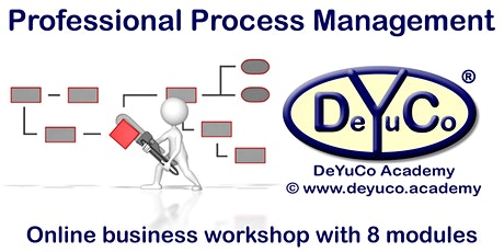 DeYuCo Academy Online Business Workshop Process Management tickets