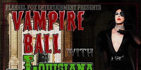 Vampire Ball (feat Louisiana Purchase) tickets