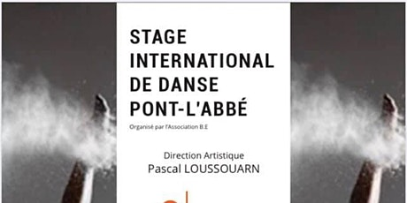 Stage International de Danse de Pont L'Abbé billets