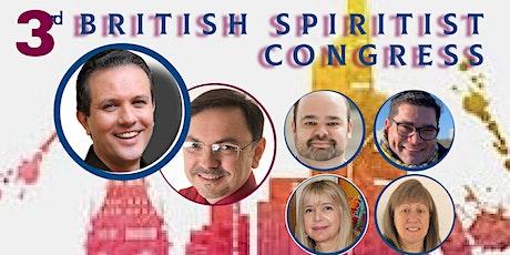 3rd BRITISH SPIRITIST CONGRESS tickets