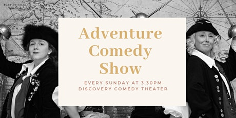 Adventure Comedy Show tickets