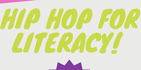Virtual Hip Hop Dance for Literacy Fundraiser - My Book Buddy - $10 Per Household! tickets