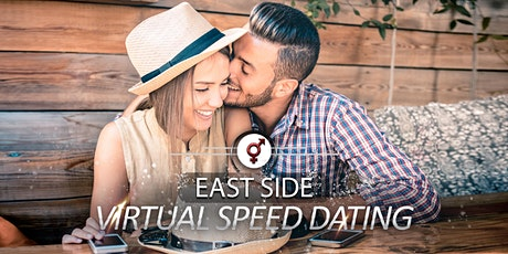 East Side VIRTUAL Speed Dating | Age 30-42 | June tickets
