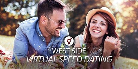 West Side VIRTUAL Speed Dating | Age 30-42 | June tickets