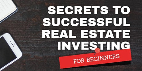 Charlotte - Learn Real Estate Investing/Earn While You Learn tickets