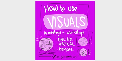 How to Use Visuals in Meetings & Workshops