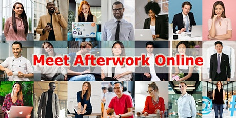 Meet Afterwork Online tickets