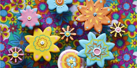 Biscuiteers School of Icing - Flower Power - Notting Hill  tickets