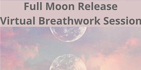 Full Moon Magic Breathwork Release tickets