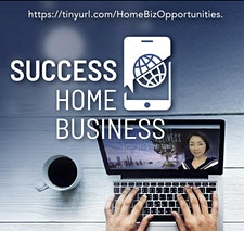 Success Home Business 成功在家创业 logo