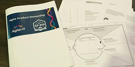 Agile Product Ownership (ICP-APO) with Certification (Online, Eng)|AgileLAB tickets