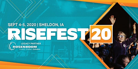 RiseFest 2020 | September 4-5 tickets