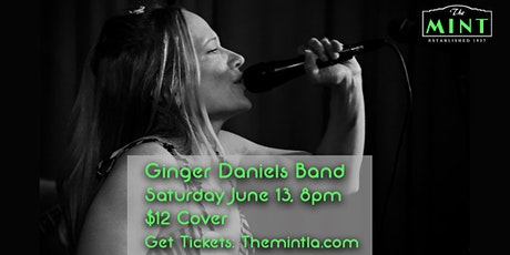 Kuwalla, Ginger Daniels Band, Benny Rietveld, Detective Fiction tickets