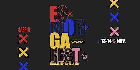 Esmorga Fest 2020 entradas