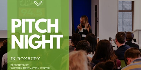 Roxbury Pitch Night tickets