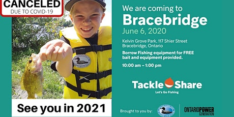 TackleShare at Bracebridge tickets