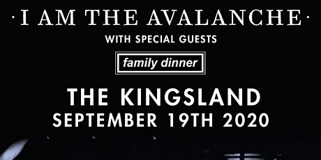 I Am The Avalanche at The Kingsland tickets