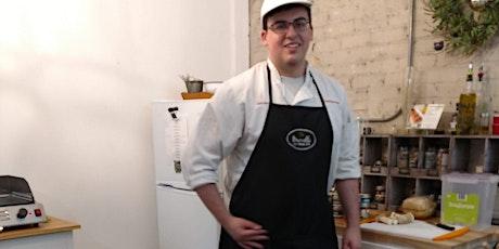 Brovelli  Online Cooking Class's w/ Chef Jason tickets