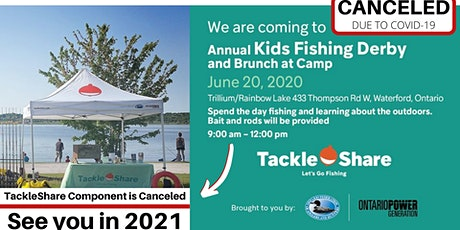 Annual Kids Fishing Derby and Brunch at Camp Trillium/Rainbow Lake tickets