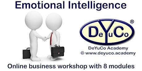 DeYuCo Academy Online Business Workshop Emotional Intelligence tickets