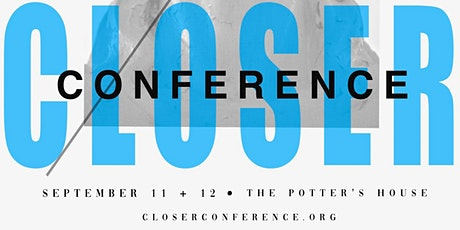 Closer Worship Conference tickets